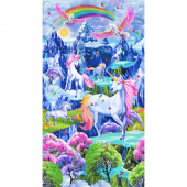 Princess - Majestic Unicorn Bright Panel