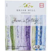 June's Cottage Collection - Aurifil 40wt 100% Cotton Thread