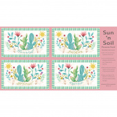 Sun N' Soil - Placement Pink Panel