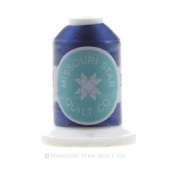 Missouri Star Polyester Thread 40 WT - Imperial Blue