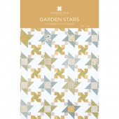 Garden Stars Quilt Pattern by Missouri Star