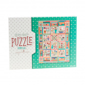 Lori Holt Prim Quilt Puzzle