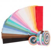 Kona Cotton - 30's Palette Roll Up