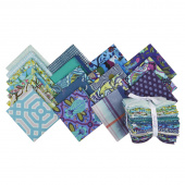 FreeSpirit Mystery Bundles Blues Fat Quarter Bundle