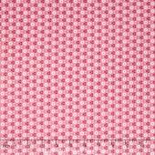 Soho Calicos - Pinks Circle Knot Pink Yardage