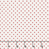 Celebrate America! - Mini Stars Cream Yardage