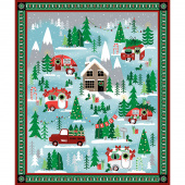 Camp Joy - Joyful Journey Multi Panel