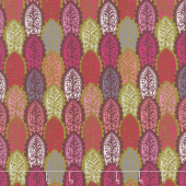English Summer - Preening Zinnia Yardage