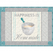 Homemade Happiness Place Mats Kit