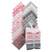 Cozy Cotton Flannels Blossom Fat Quarter Bundle