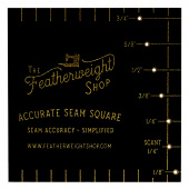 Featherweight Accurate Seam Square