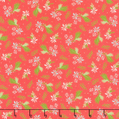 Summer Sweet - Bouquet Geranium Yardage