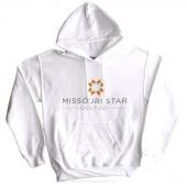 Missouri Star 2X-Large Hoodie - White