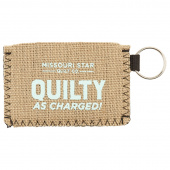 Missouri Star Quilty as Charged Credit Card Holder