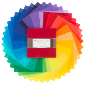 Kona Cotton - Over the Rainbow Charm Pack