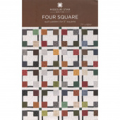 Four Square Quilt Pattern by Missouri Star