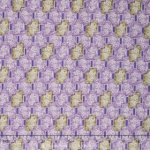 Downton Abbey - The Lady Rose Collection Rose Window Purple Yardage