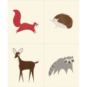 Bramble - Big Critters Multi Panel