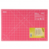 "Olfa® Fairy Floss Pink 12"" x 18"" Cutting Mat"