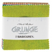 Grunge Basics New Colors 2017 Mini Charm Pack