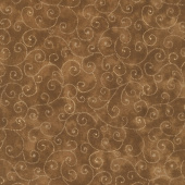 Moda Marble Swirls - Chocolate Yardage