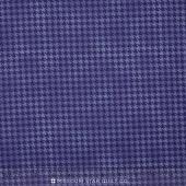 Arabella - Shaded Houndstooth Purple Yardage