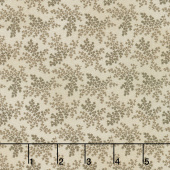 "Charlotte C. 1860 - Branches Natural Digitally Printed 108"" Wide Backing"