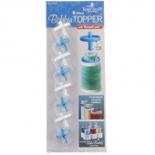 Bobbin Topper with Thread Lock