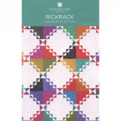 Rickrack Quilt Pattern by Missouri Star