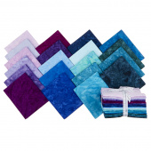 Artisan Batik Solids - Prisma Dyes Royalty Fat Quarter Bundle