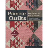 Pioneer Quilts Book
