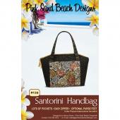 Santorini Handbag Pattern