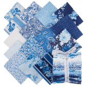 Mayfield Indigo Colorstory Fat Quarter Bundle