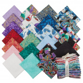 Cat-i-tude 2 Metallic Fat Quarter Bundle
