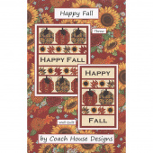 Happy Fall Pattern