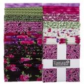 "Wild Orchid 10"" Squares"