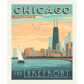 Destinations - Chicago Multi Panel