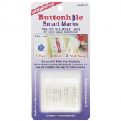Buttonhole Smart Marks Water Soluble Tape