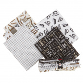 Loads of Fun 5 Easy Pieces Fat Quarter Bundle