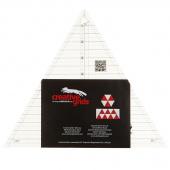 Creative Grids 60 Degree Triangle Ruler - 8in