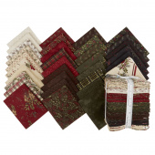 Winter Manor Fat Quarter Bundle