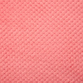 "Cuddle Double Sided Cloud Spa - Coral 60"" Minky Yardage"