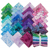 Blossom Batiks - Splash Fat Quarter Bundle