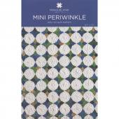 Mini Periwinkle Quilt Pattern by MSQC