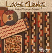 Loose Change by Kansas Troubles Quilters
