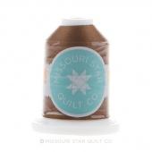 Missouri Star 40 WT Polyester Thread Dark Brown