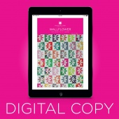 Digital Download - Wallflower Quilt Pattern by Missouri Star
