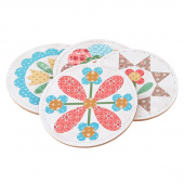 Lori Holt Granny Chic Coaster Set