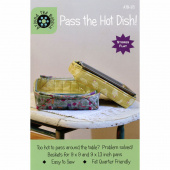 Pass the Hot Dish! Pattern
