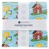 """Nursery Rhymes 10"""" Squares"""